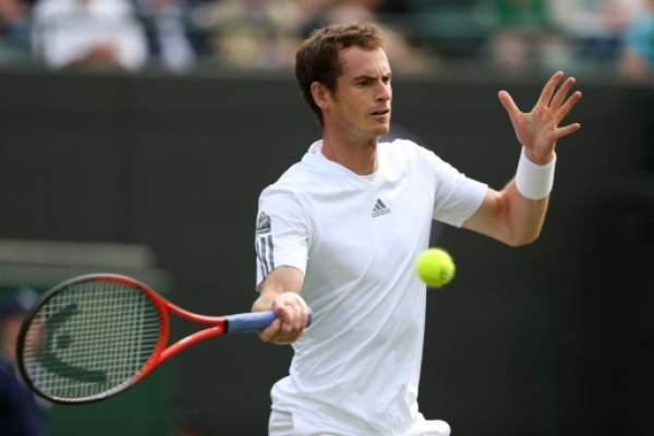 Revved Up Murray Motors On Into The Semis The Tennis Review