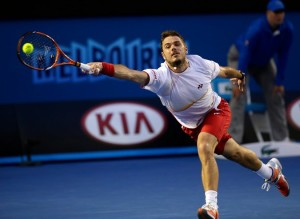 Stan will certainly be stretched to the limits versus Nadal in the Australian Open final (Thanks to www.nytimes.com)