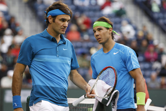 Roger Federer Vs Rafael Nadal At The Us Open And The Rivalry Missing Link The Tennis Review