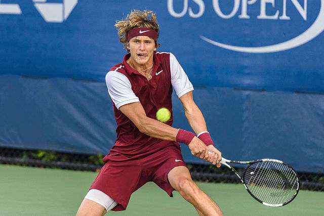 Zverev US Open