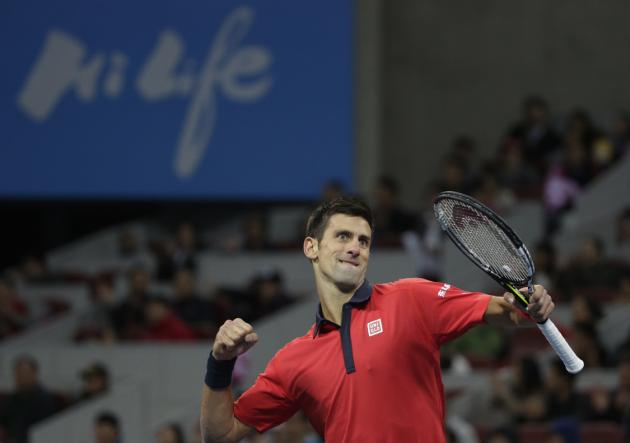 Djokovic China Open