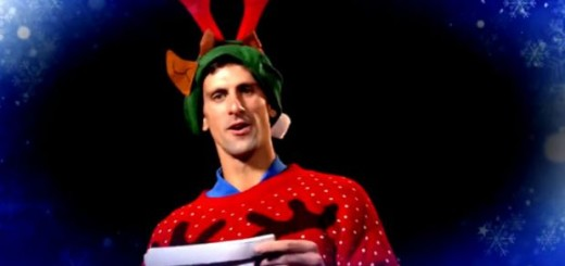 Djokovic Christmas