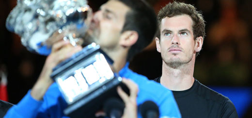 Rome Djokovic Murray