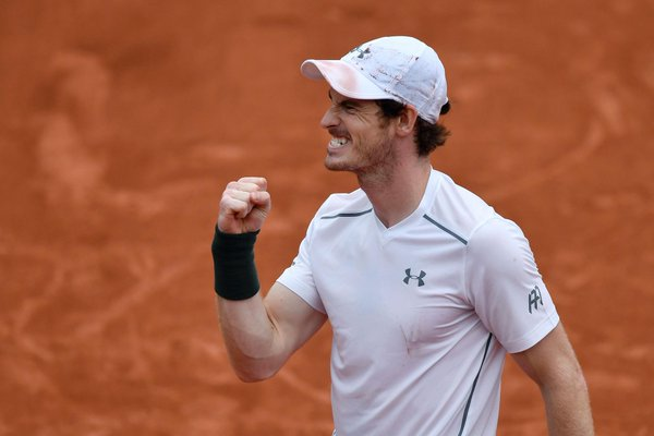 Murray Roland Garros