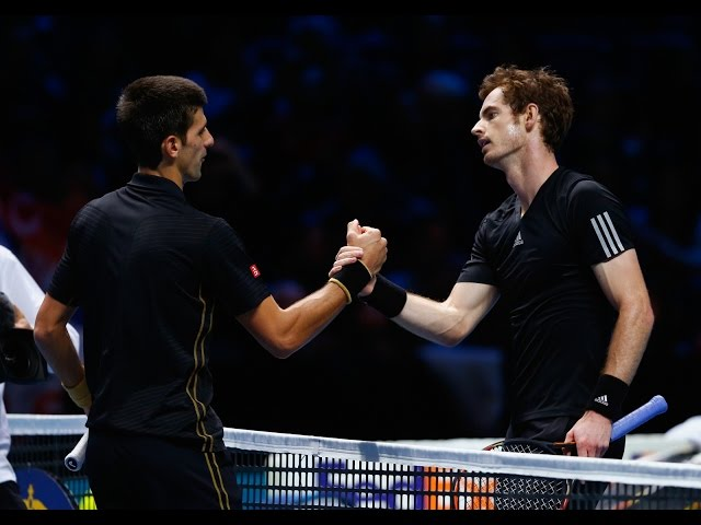 Tennis 2016 A Tale Of Two Number Ones Novak Djokovic Andy Murray The Tennis Review